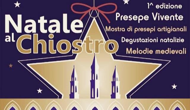 NATALE AL CHIOSTRO, straordinario successo per l'evento di Natale di DIVINAPULIA